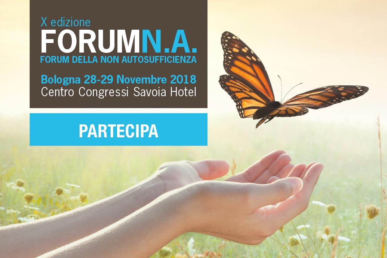 Forum della Non Autosufficienza - X edizione - a Bologna ...