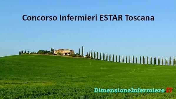 Concorso Infermieri Toscana ESTAR