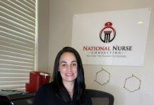 infermieristica legale forense - Janice Dolnick a lavoro nel suo ufficio