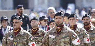 infermieri militari e covid-19