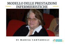 Modello delle Prestazioni infermieristiche di Marisa Cantarelli