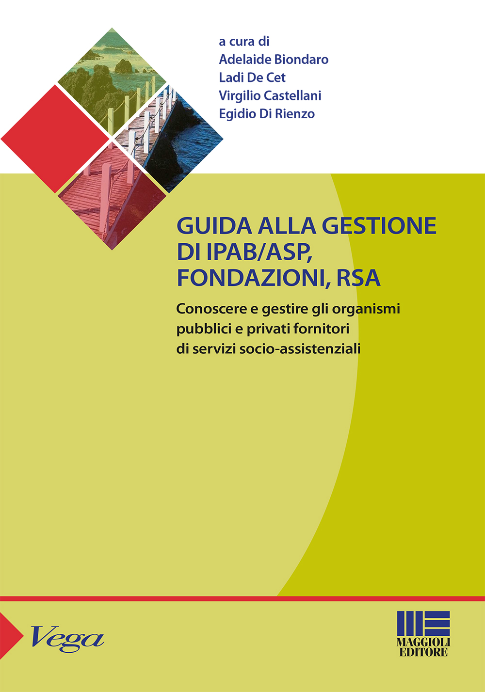 Guida alla gestione di ipab/asp,  fondazioni, rsa